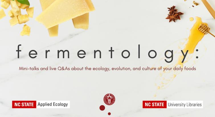 Fermentology spring seminar series banner