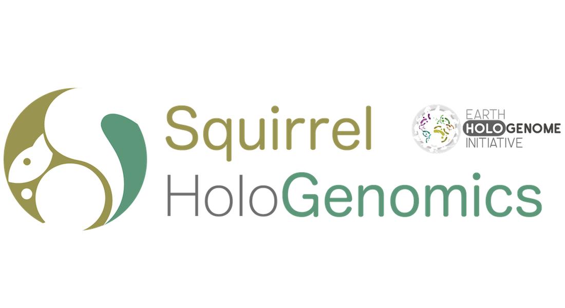 Squirrel Hologenomics logo